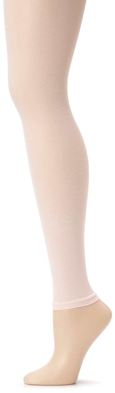 Danskin Womens Microfiber Footless Tight