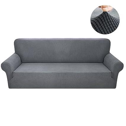 Amazonde Interlink Uk Sofabezug Sofahusse 3 Sitzer Elastisch