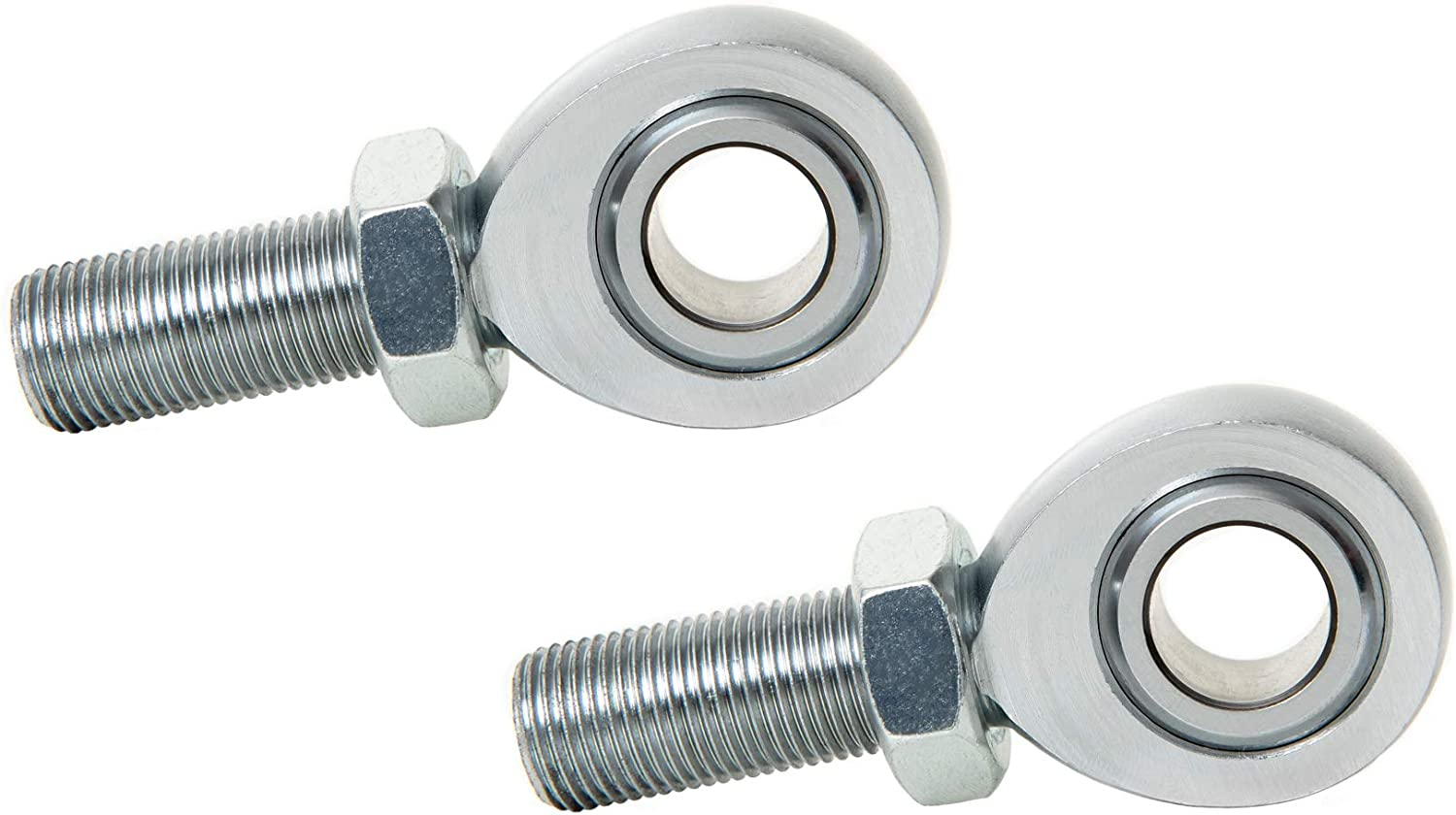 Set of 2 with Jam Nuts American Star CMR10 5//8 x 5//8-18 RH Thread Male Heim Joint