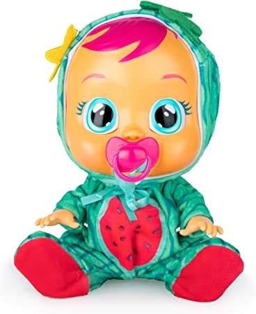 Cry Babies Tutti Frutti Mel The Watermelon Fruit Scented Baby Doll