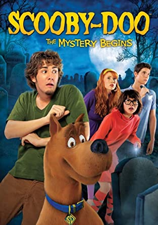 Scooby Doo The Mystery Begins (Français)