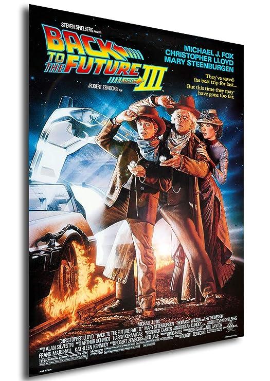 Instabuy Poster Back to The Future III (Regreso al Futuro ...