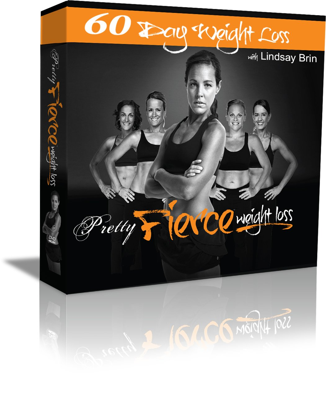 Pretty Fierce: Weight Loss with Lindsay Brin & Moms Into Fitness