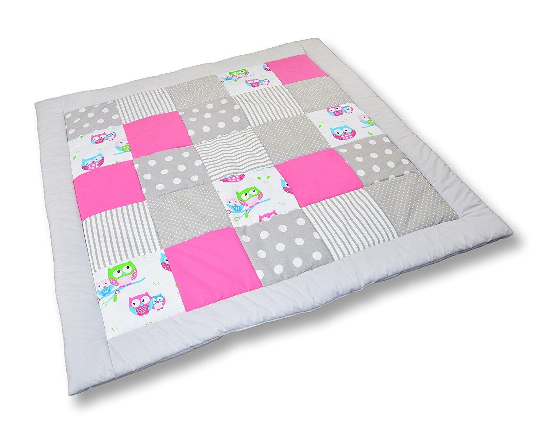 Manta de juego para rastrillo de patchwork (M036) Talla:145x145 cm