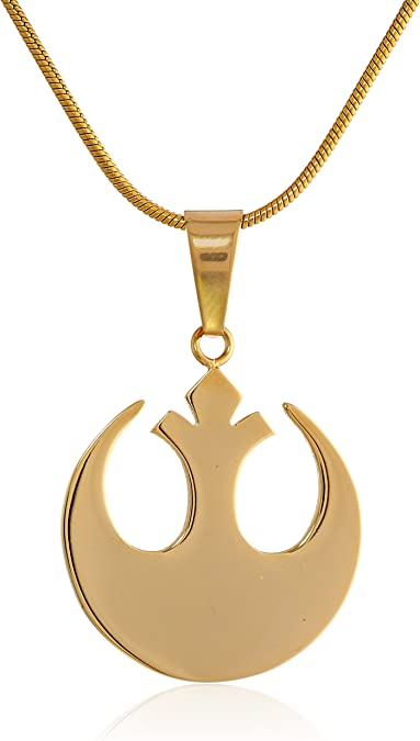 Star Wars Rebel Alliance Symbol Necklace