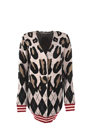 Guess Chaqueta Animal Print W94R1D: Amazon.es: Ropa y accesorios