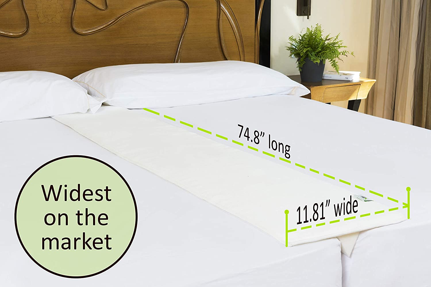 Bed Connector for Two Single mattresses XL XL Twin beds into Double Bed Great for Guest Stay Overs Insieme Bed Bridge Twin Easily Convert to King Converter