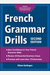 French Grammar Drills Kindle Edition