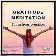 Gratitude Meditation (21 Day Transformation) [432hz]