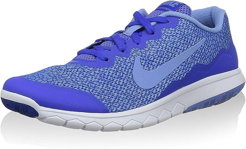 Nike Wmns Flex Experience RN 4 Prem, Zapatillas de Running para Mujer, Azul (Racer Blue/Chalk Blue-White), 39 EU: Amazon.es: Zapatos y complementos
