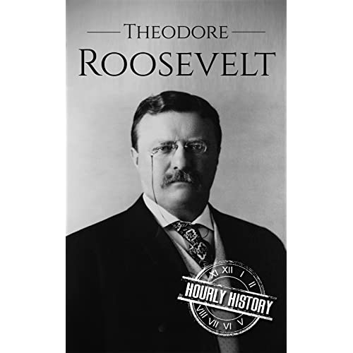 Theodore Roosevelt: A Life From Beginning to End (Biographies of US Presidents Book 26)
