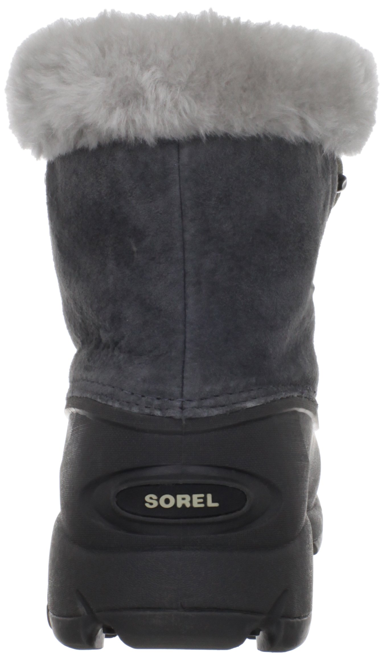 Sorel Women's Snow Angel Lace Boot,Charcoal,8 M US by SOREL (Image #2)