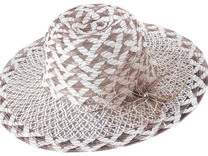 Gorros Damas Sombrero para El Moda Sol Coreana Verano Modernas Casual  Flexible Sombrero para El Sol e21608d47996