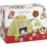 Vulli - Fresh Touch - Sophie la Girafe - Boîte à Formes Pop'Box