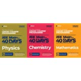 JEE Main in 40 Days P-C-M (Set of 3 Books)