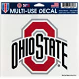 WinCraft NCAA University of Houston Multi-Use Colored Decal 5 x 6