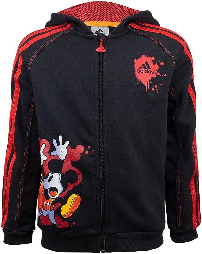Chaqueta Adidas Essentials Disney Mickey Mouse: Amazon.es: Ropa y ...
