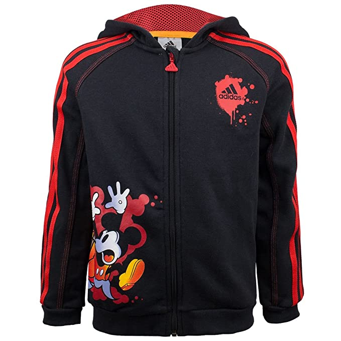 Chaqueta Adidas Essentials Disney Mickey Mouse: Amazon.es ...