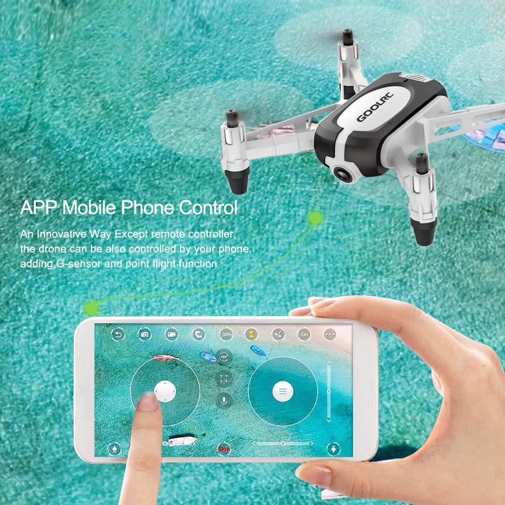 Selfie Fpv Sensor 720p Altitude Drone G Goolrc Wifi Mini T700 Droni sdtxBhQCor