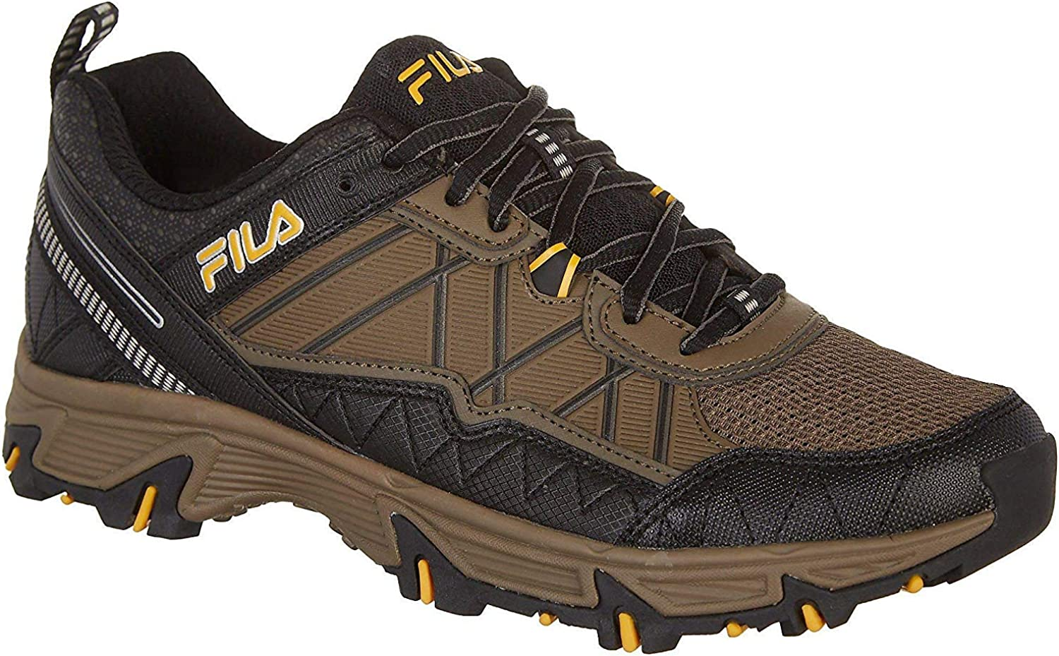 Fila at Peake 20 Walnut Black Major Brown 10