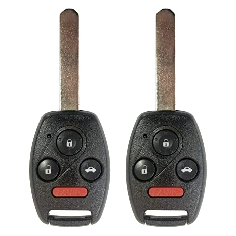 Honda Civic Key Replacement >> Amazon Com Replacement For 2006 2007 2008 2009 2010 2011