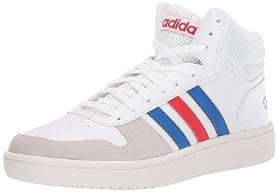 Adidas Hoops 2.0 Mid sneakers camel Vindjeschoen.nl