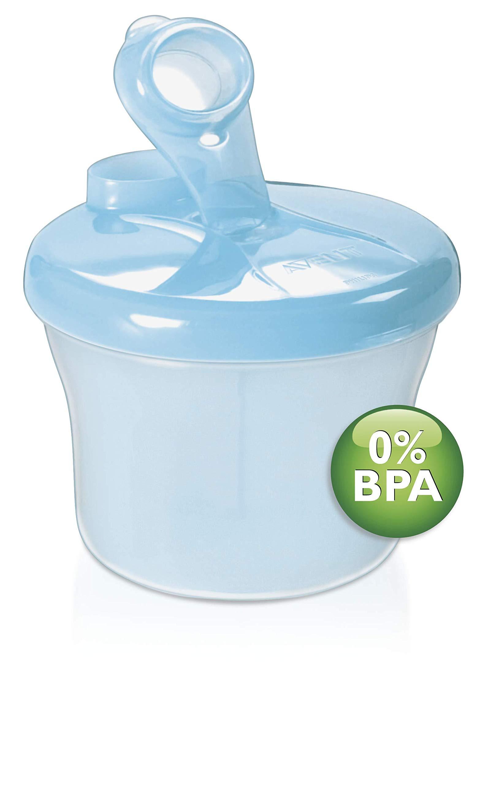 Milk Powder Around Container Portable 2 Wide Varieties Formula Dispenser Airtight