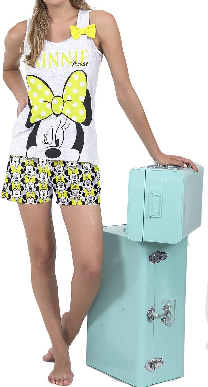 Disney Pijama Tirantes Mujer Minnie