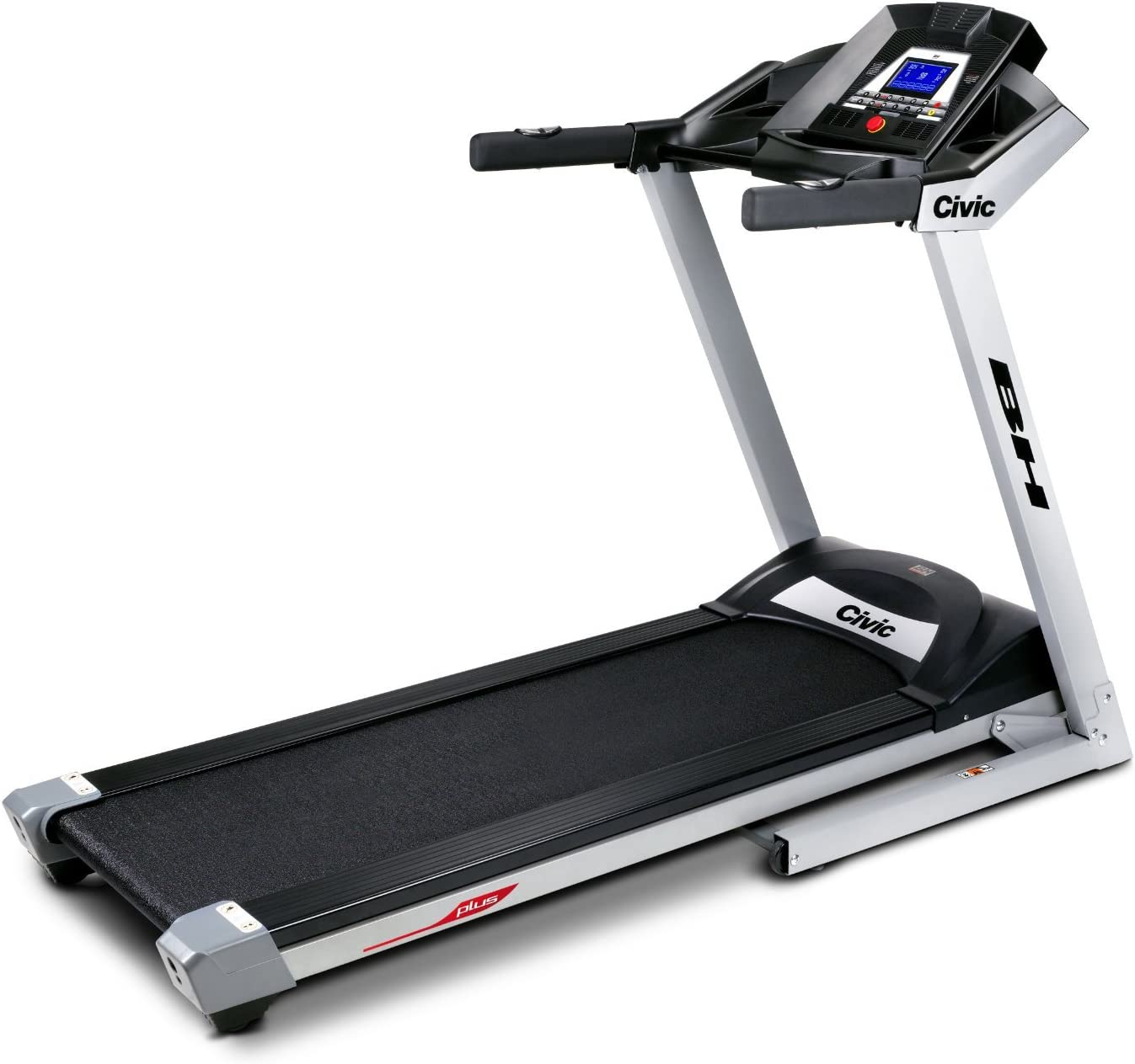 BH Fitness Civic Plus G6240G Cinta de Correr Plegable. Velocidad 1 ...