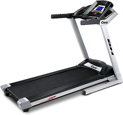 BH Fitness Civic Plus G6240G Cinta de Correr Plegable. Velocidad 1 ...