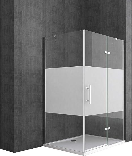 Sogood: Cabina de ducha de esquina Rav28MS 70x140x195cm mampara de ...