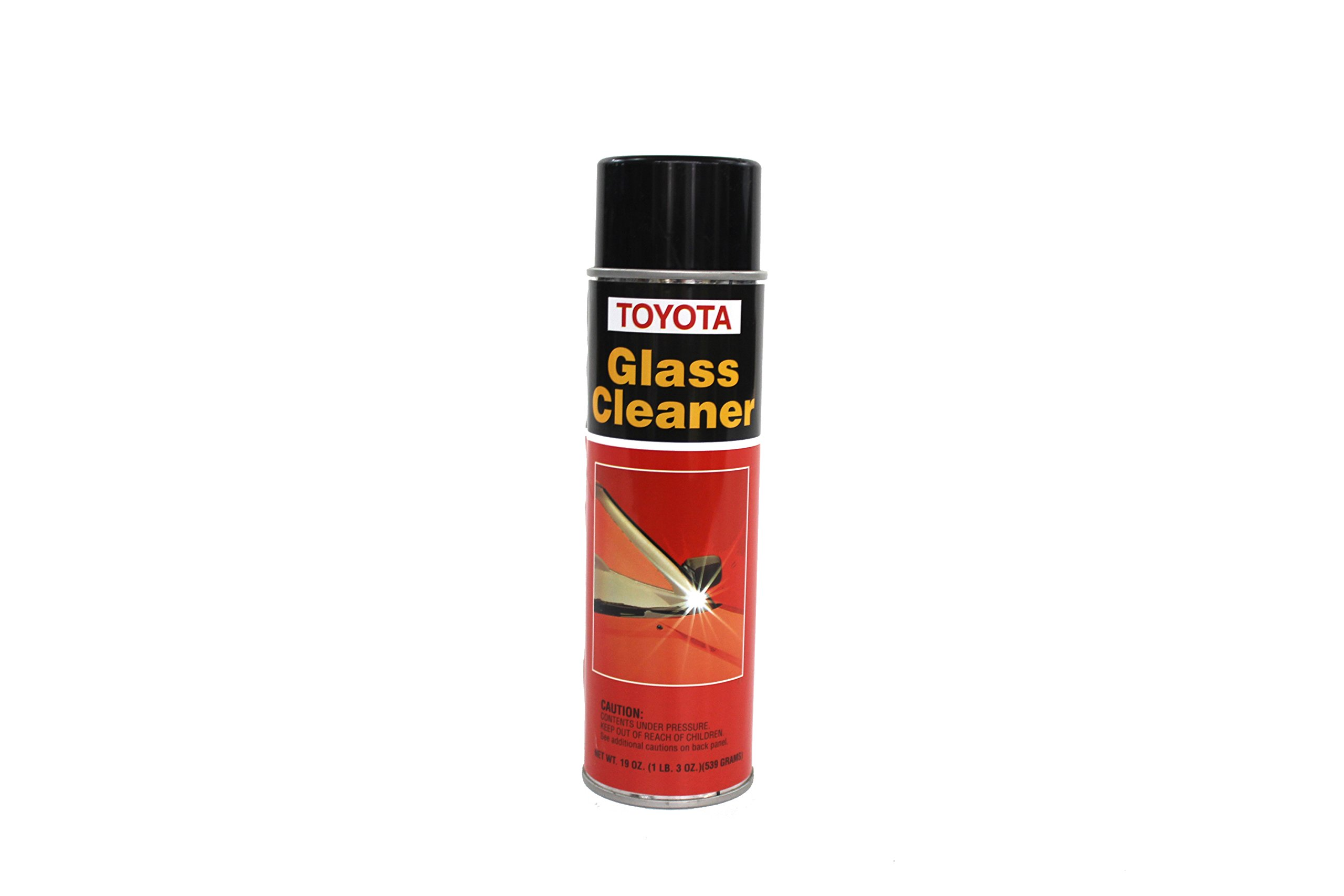 Genuine Toyota Fluid 00289-1GC00 Glass Cleaner - 18 oz. Can