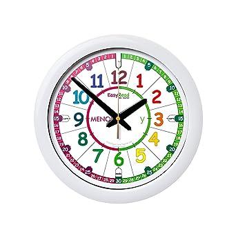 Reloj infantil EasyRead Time Teacher, con un sencillo sistema de enseñanza en 3