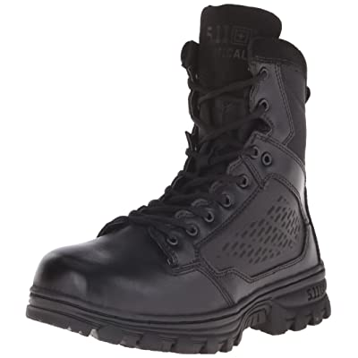 "5.11 Tactical Evo 6"" Boot With Sidezip: Shoes"