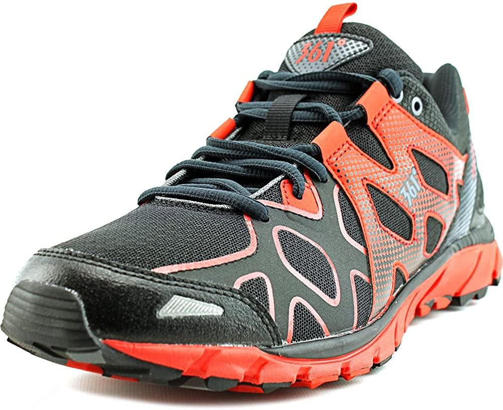 361 Men s 361-Ascent Ankle-High Fabric Running Shoe
