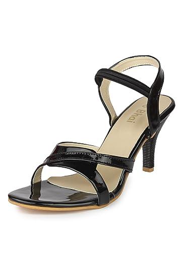 Do Bhai Heels for Women Women's Fashion Sandals at amazon