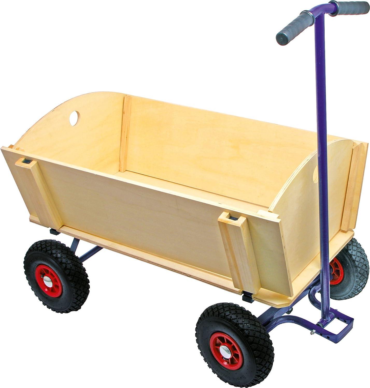 Bollerwagen Holz Metall bis 200kg