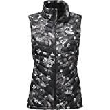 The North Face Women's Thermoball Vest - Black Late Bloomer Print - M