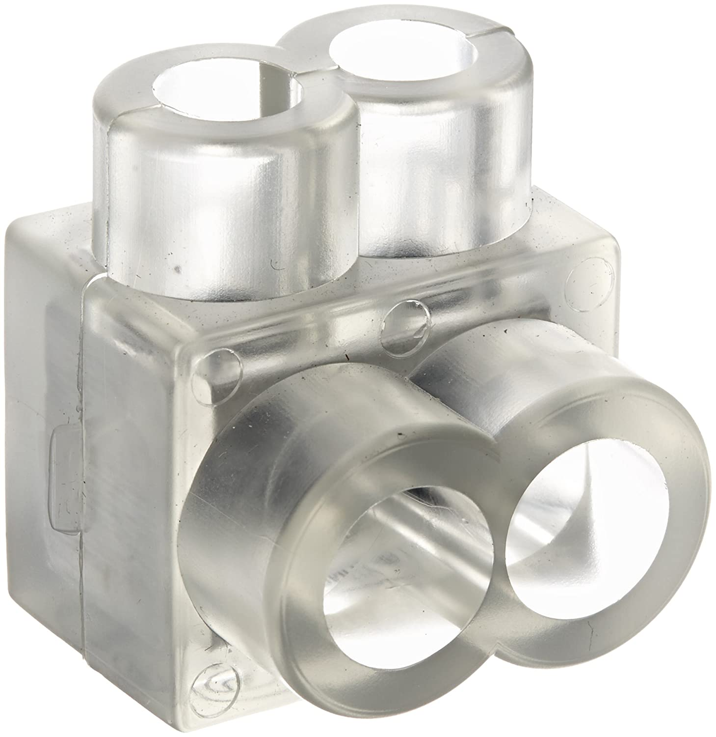 Burndy BIT4 Unitap Clear Insulated Multiple Tap Connector, 14 - #4 ...
