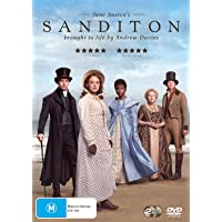 Sanditon: Season 1 [2 Disc] (DVD)