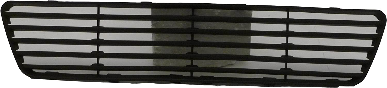 Front Bumper Lower Grill Grille Mat Black Insert W//O Redline GM1200593 15893788 CarPartsDepot 400-401469
