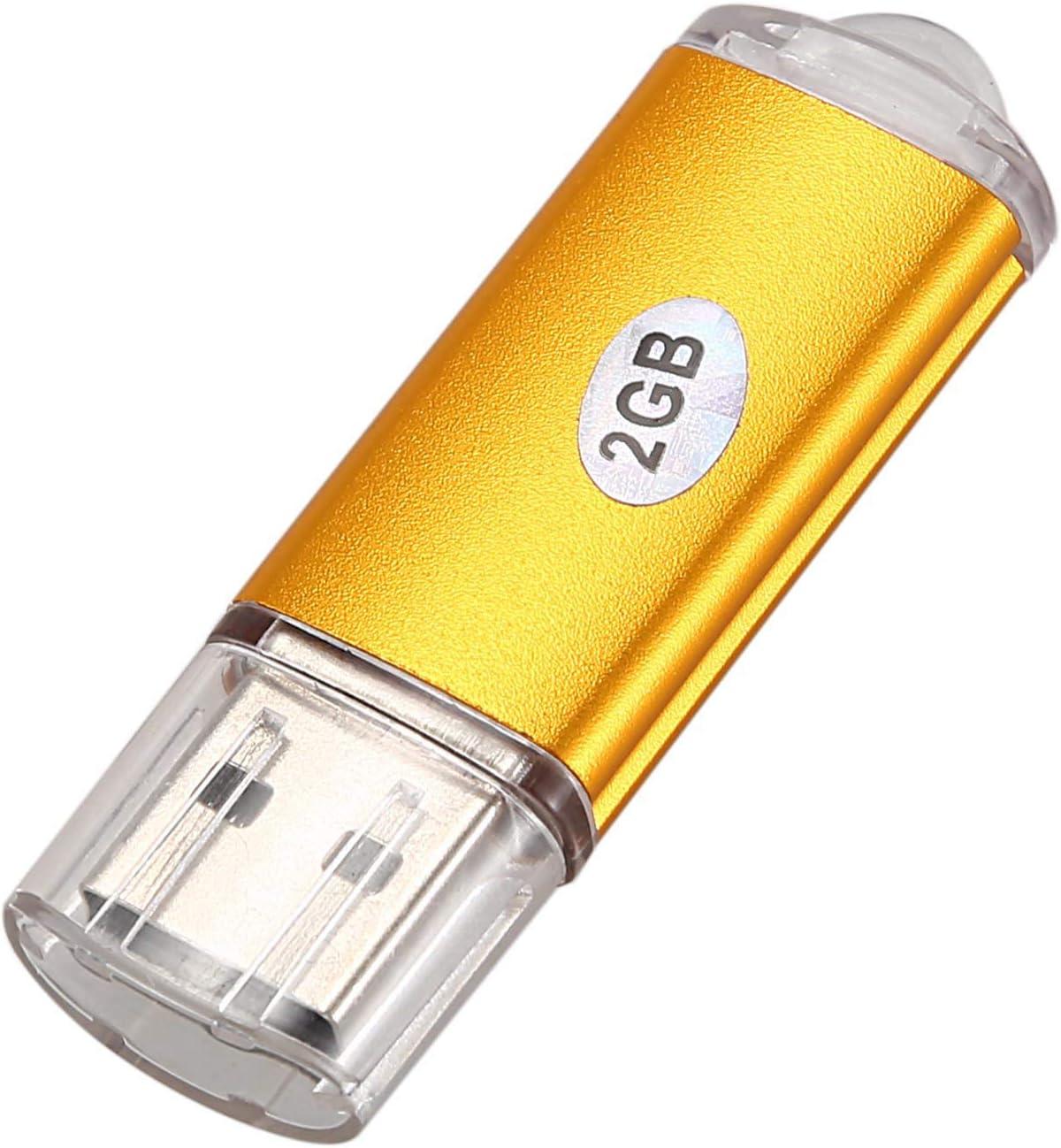 Noire 2/Go Cl/é USB 2.0 Sodial/® Capacit/é/
