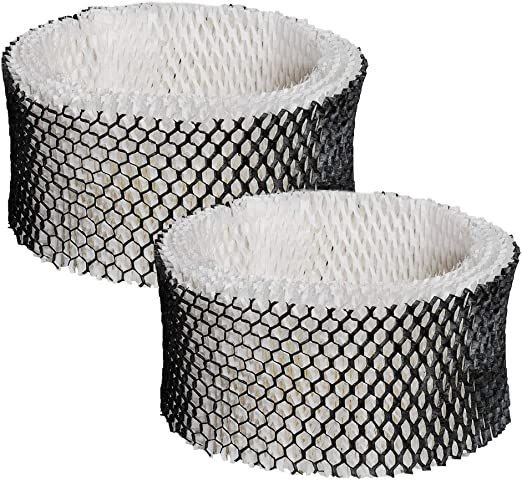 "2x HWF62 /""A/"" Humidifier Wick Filter for Holmes Sunbeam Bionaire Honeywell"