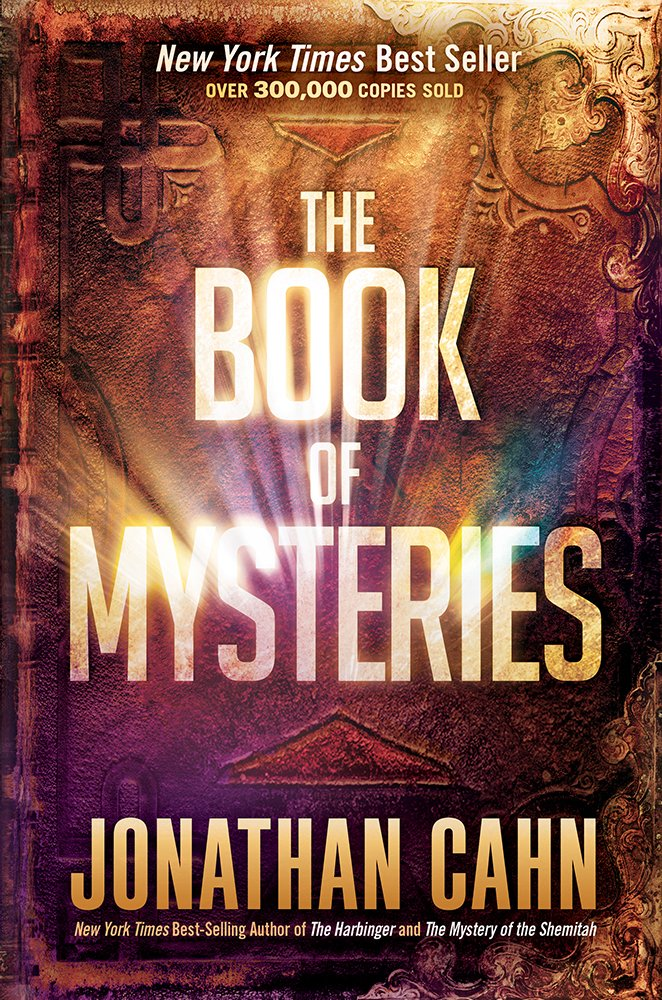 Book Mysteries Jonathan Cahn product image