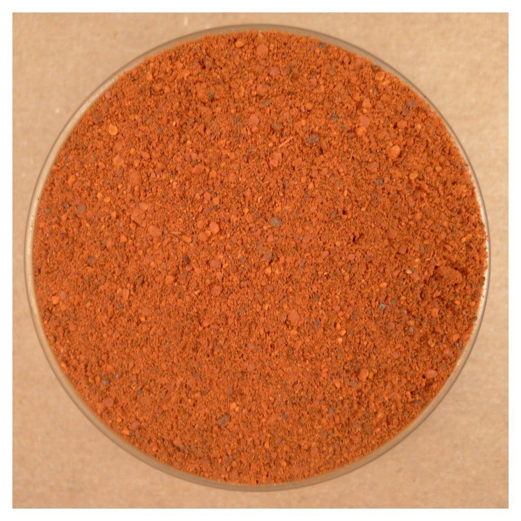 Achiote Seeds, Ground - 5 lbs Bulk