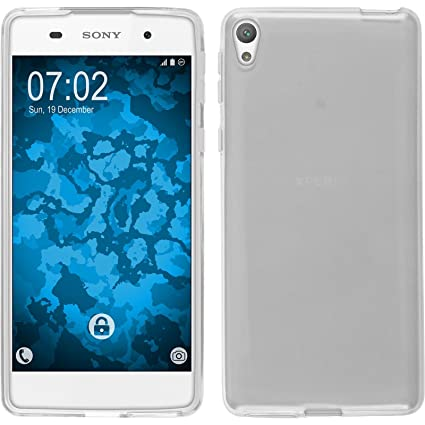 Amazon.com: PhoneNatic Silicone Case for Sony Xperia E5 ...