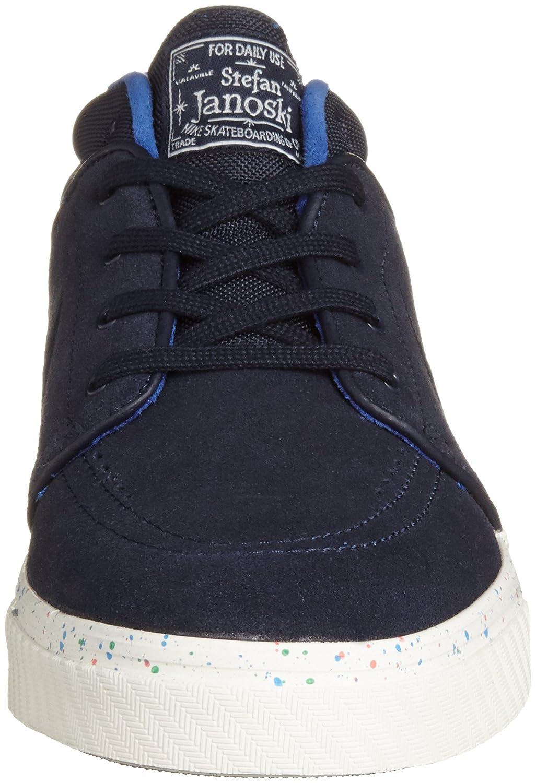 Nike 454350 700 Blau Manoa Leder Herren Sportschuhe/Wandern Blau 700 (Obsidian/Obsidian-game Royal-ivory) 16da4b