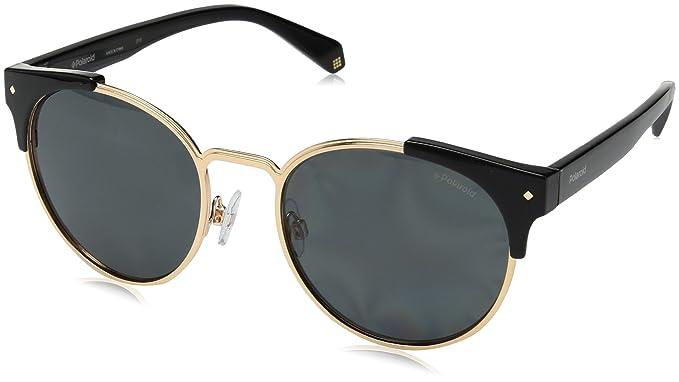 f85e7cc6e76 Amazon.com  Polaroid Sunglasses Women s Pld 6038 s x Polarized Round ...
