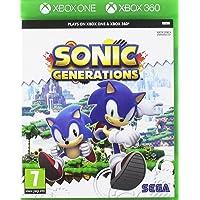SEGA Sonic Generations - Classics (Xbox 360)