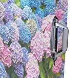 Suitcase Cover Hortensia Flowers Luggage Cover